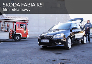 fabia rs